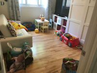 Day/night/evening drop and play part/full time Childcare