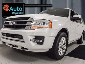 2015 Ford Expedition Limited 3.5L V6 ecoboost with NAV, sunroof,