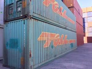 Shipping Containers 40 Foot Extra High Melbourne CBD Melbourne City Preview