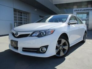 2014 Toyota Camry SE, Sunroof, No accidents, One Owner