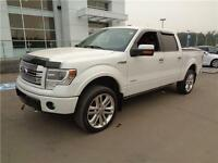 ** 2013 ** FORD ** F-150 ** SUPERCREW ** LIMITED ** 4WD **