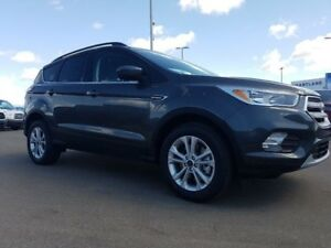 2018 Ford Escape SE-1.5L EcoBoost Engine,FWD,Block Heater,Revers