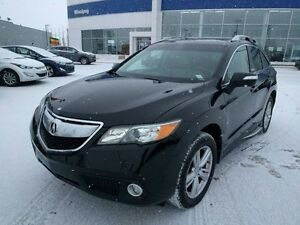 2013 Acura RDX Leather Moonroof Remote Start