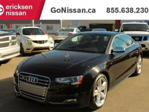 2015 Audi S5 TECHNIK - NAVIGATION, SUNROOF, AUTO!
