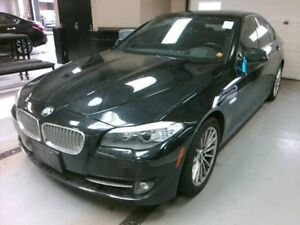 2011 BMW 5-Series 550i, V8 400HP, NAVI