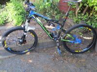 Top Spec Haibike heet RX Full Carbon