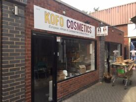 Kings Heath Shop - REDUCED RENT