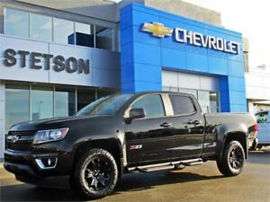 2018 Chevrolet Colorado Z71 Midnight Edition V6 4x4 Bose