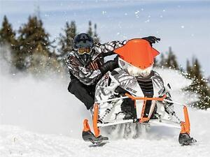 2017 ARCTIC CAT ZR LIMITED SLEDS
