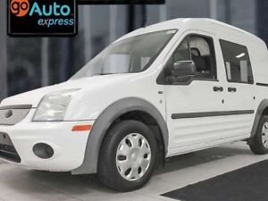 2011 Ford TRANSIT CONNECT XLT- For anything you might need anywh