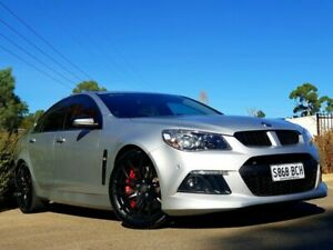 2013 Holden Special Vehicles Clubsport GEN-F MY14 R8 Silver 6 Speed Manual Sedan