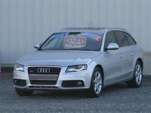 2009 Audi A4 2.0T AVANT WAGON QUATTRO (Tiptronic)***FULL EQUIPE
