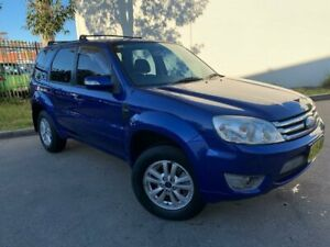 2008 Ford Escape ZD Wagon 5dr Auto 4sp, 4x4 2.3i Blue Automatic Wagon Oxley Park Penrith Area Preview