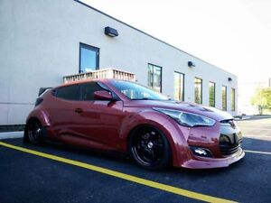 Ark Performance Widebody Veloster