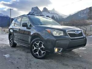 2015 Subaru Forester XT Limited w/Tech Pkg | LOW KMS | LEATHER