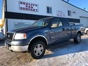 2005 Ford F-150 XLT 4x4 Very Clean. Comes with Warranty! $4950