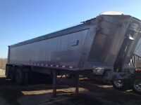 2011 East End Dump, Used Gravel Trailer