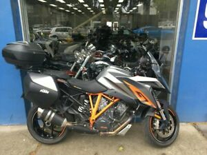 2016 KTM 1290 Super Duke GT 1290CC Sports/Tourer Collingwood Yarra Area Preview