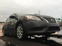 2013 Nissan Sentra S-FULL-5 VITESSES