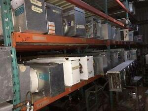 Compressors and Coils for Freezers and Coolers, Various sizes in stock, used outdoor and indoor