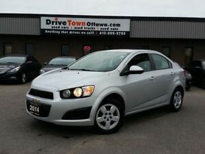 2014 Chevrolet Sonic LS **LOW PAYMENT**