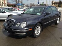 2006 kia amanti luxury/sports/sedan/3.5 v6 loaded