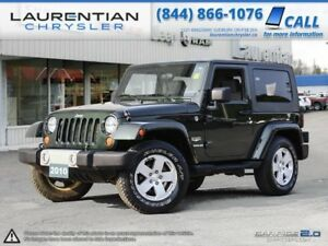 2010 Jeep Wrangler Sahara-CALLING ALL OFF-ROAD ENTHUSIASTS!!