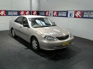 2004 Toyota Camry MCV36R Altise Champagne 4 Speed Automatic Sedan Cardiff Lake Macquarie Area Preview