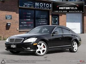 2009 Mercedes-Benz S-Class S450 4Matic AMG *Accident Free, Nav,