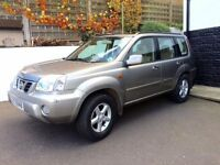 2004 Nissan X Trail 2.2cdi SVE In excellent condition with everything operating as it should do