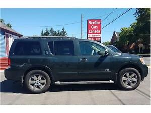 2009 Nissan Armada LE | LOADED | Easy Car Loan Available for Any