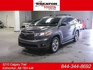 2014 Toyota Highlander Limited, AWD, 3M Hood, Running Boards, NA