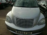 CHRYSLER PT CRUISER 2007 REG AUTOMATIC CHROME ALLOYS LEATHER 12 MONTHS MOT LIMITED EDITION