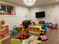 Licenced and subsidized home child care in Harbour Landing