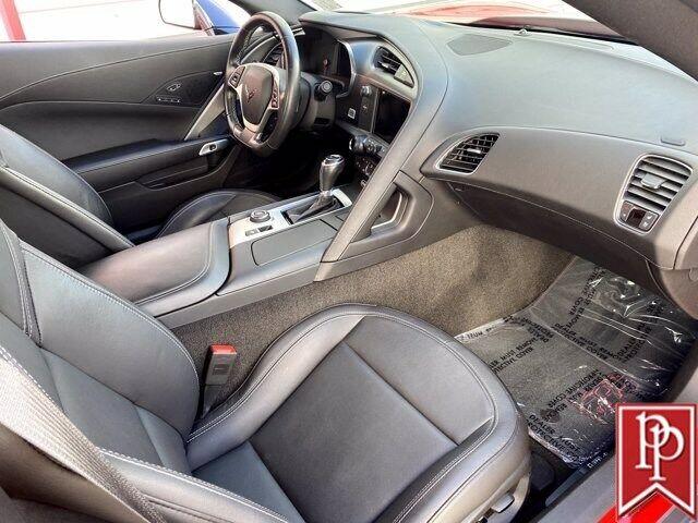 2019 Red Chevrolet Corvette Grand Sport 2LT | C7 Corvette Photo 10