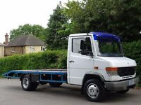 2001 (51) Mercedes-Benz Vario 4.2TD 814D Chassis Cab Recovery Truck - LONG MOT - 1 OWNER