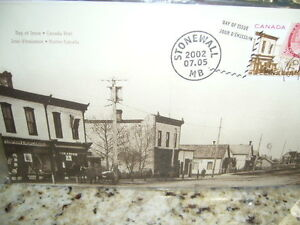 First Day Cover Issues Regina Regina Area image 1