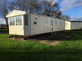 Double Glazed and central heated - Stataic Caravan - Great value!!!