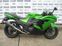 "Kawasaki ZZR1400 ""14 Plate"" Great Condition"