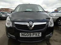 2009 Vauxhall Agila 1.2i 16v ( a/c ) Design full service very low miles 15k mint