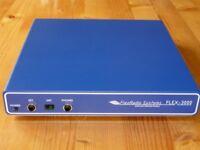 FlexRadio Flex 3000 100 watt SDR HF and 6M Transceiver.