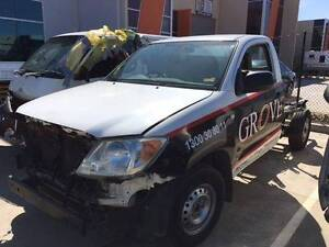 WRECKING - Toyota Hilux 2007 150 Workmate single cab manual Werribee Wyndham Area Preview