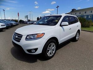 2012 Hyundai Santa Fe Limited 3.5 All-wheel Drive