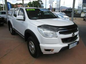 2014 Holden Colorado LX (4x4) Glenorchy Glenorchy Area Preview