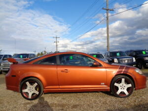 2007 CHEVROLET COBALT SS SUPERCHARGED-DVD-HDTV-LEATHER-SUNROOF