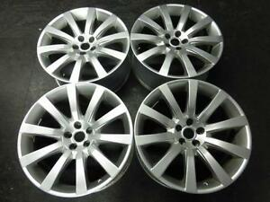 "19"" ORIGINAL JAGUAR XKR STAGERED RIMS -- $1200"