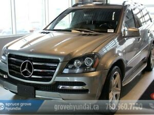 2012 Mercedes-Benz GL-Class GL 550-AIR RIDE HEATED/COOLED CUP HO