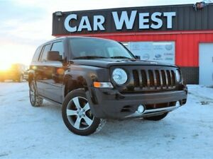 2017 Jeep Patriot High Altitude | LEATHER | SUNROOF | 4WD |