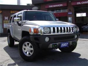 2007 HUMMER H3 SUV-4x4-Leather Roof