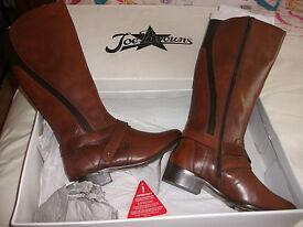 Joe Browns Ladies size 5 boots